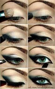 makeup tutorial smokey cat eye