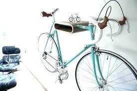diy bicycle storage rack bike racks 4 wall mounted hanging ra