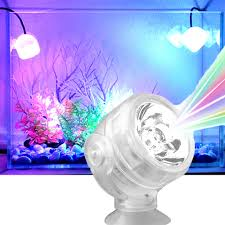 Fish Tank Lights Cheap Us 11 89 33 Off 1w 6 Colors Waterproof Led Light Multi Color Fish Tank Lamp Submersible Mini Aquarium Lights Bubble Aeration Disc Lighting In Led