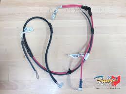 2001 2005 chrysler pt cruiser 2 4l non turbo battery wiring harness battery wiring harness for hoveround mpv5 at Battery Wiring Harness