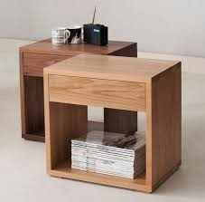 ideas for a lovely contemporary side table