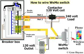 contactor and thermal overload relay wiring diagram electric images Motor Contactor Wiring Diagram contactor and thermal overload relay wiring diagram electric images