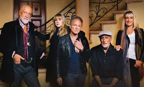fleetwood mac is ing to central