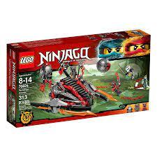 Nơi bán Bộ đồ chơi phi thuyền đột nhập Lego Ninjago 70624 (313 chi tiết)  giá rẻ nhất tháng 05/2021