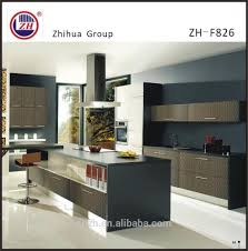 Pvc Kitchen Furniture Designs 2014 3d Embossed Pvc Kitchen Cabinet Furnituremodular Kitchen