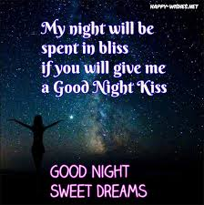 Good Night Sweet Dreams Quotes