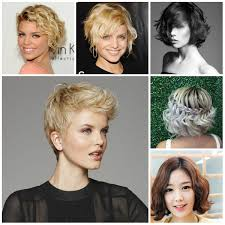 Hairstyle Short Hair 2016 2016 popular short wavy hairstyles 2017 haircuts hairstyles and 7962 by stevesalt.us