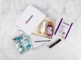 find beauty in a target beauty box