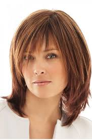 Short To Medium Layered Hairstyles With