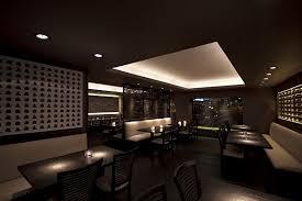 lighting interior design. elegant and comfortable lighting dim sum bar interior design n