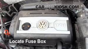 volkswagen tiguan 2011 Vw Tiguan Fuse Diagram What Colors Are
