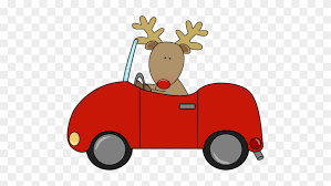 car driving fast clipart. Unique Fast Deer Clipart Fast Pencil And In Color  Reindeer Driving A Car Intended K