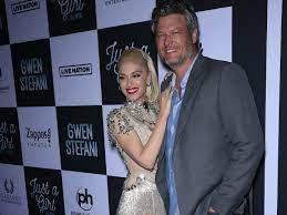 Gwen Stefani & Blake Shelton Tie the ...
