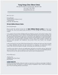 Daycare Sample Resume Best Child Care Letters Juve Cenitdelacabrera