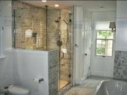 glass shower surround shower half wall modern showers glass walls panels inside glass shower wall panels glass shower surround glass shower wall