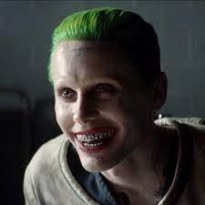 Jared Leto. His Joker never ...