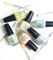 <b>OPI SOFT SHADES</b> 2016 - Beautygeeks