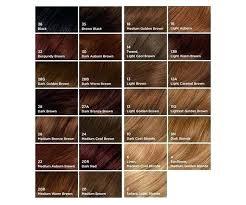 Light Brown Hair Color Chart Light Brown Shade Thequattleblog Com