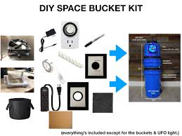 Diy Space Bucket Kit