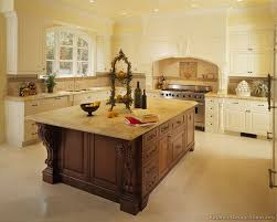 Antique Kitchen Design Property Custom Decoration