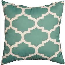 Fretwork Decorative Pillow