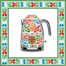 Domestic Kitchen Appliances Dolce Gabbana Has Designed Chic Kitchen Appliances And We Want