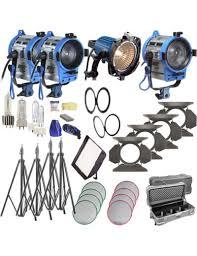 Arri 4 Light Kit Used For Sale Arri 4 Light Tungsten Kit