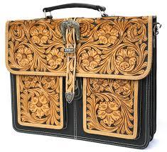 fl two tone briefcase