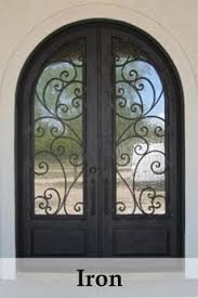 wrought iron front doorsThe Front Door Company  Where First Impressions Begin