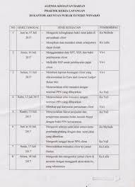 Kedua, jurnal jurnal md vol. Contoh Laporan Magang Mahasiswa Akuntansi Di Kap Nusagates