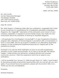 Journalism Internship Cover Letter Journalism Cover Letter Examples Cover Letter Now