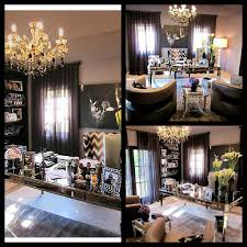 Kris Jenner Bedroom Decor Interiors I Love Khloe Kardashians Office The Office Home And
