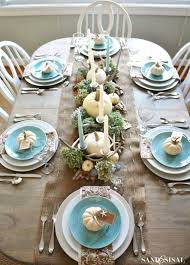 thanksgiving table setting ideas colorful thanksgiving day table decoration ideas