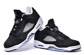 jordan shoes retro 5 oreo. air jordan 5 retro low oreo black white basketball shoes
