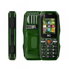 <b>Сотовый телефон BQ BQ-1842</b> Tank Mini Dark Green
