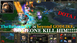 kunkka high skilled game dota 1 beyond godlike youtube