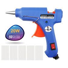 High Temp Heater Melt Hot Glue Gun <b>20W Repair Tool Heat</b> Gun ...