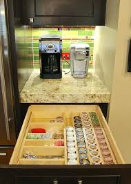 coffee station furniture. brilliant station full image for keurig coffee station with k cup drawer storage tea  creamer and  furniture