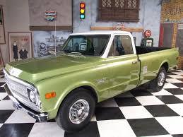 1969 Chevrolet C20 3/4 Ton pick up clásicas del coche para la venta-ES