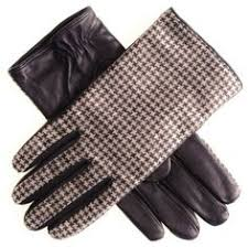 Leather Quilted Gloves in Rust   My Style   Pinterest   Gloves & Men'a #houndstooth #leather #gloves Adamdwight.com