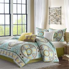 blue and yellow bedding. Brilliant And Inside Blue And Yellow Bedding L