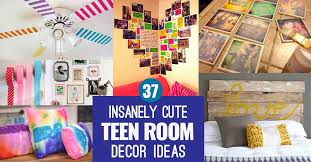 Diy Teenage Bedroom Ideas