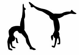 Kuvahaun tulos haulle gymnastics silhouette