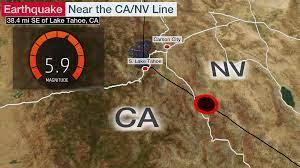 5.9 Earthquake Shakes Wide Area of ...
