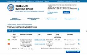Как зарегистрировать кассу в ФНС ККТ считается зарегистрированной после того как на сайте появляется дата регистрации в НО и срок окончания действия ФН Вы также можете навести курсор на