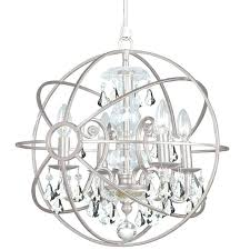crystorama solaris 4 light clear crystal silver mini chandelier crystorama solaris 9 light crystorama lighting 9226 crystorama solaris chandelier