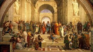 maths ideas from antiquity to renaissance the new centre for renaissance the school of athens classic art paitings