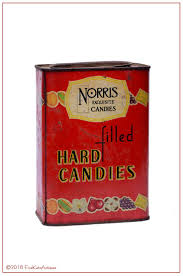 <b>Antique</b> Norris <b>Exquisite</b> Candies - filled <b>hard</b> candies #tin   <b>Vintage</b> ...