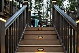 deck lighting. Post Cap Or Sleeve Lights: Deck Lighting