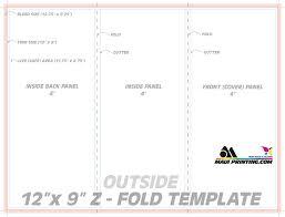 2 folded brochure template maui printing company inc 12 x 9 z fold brochure template
